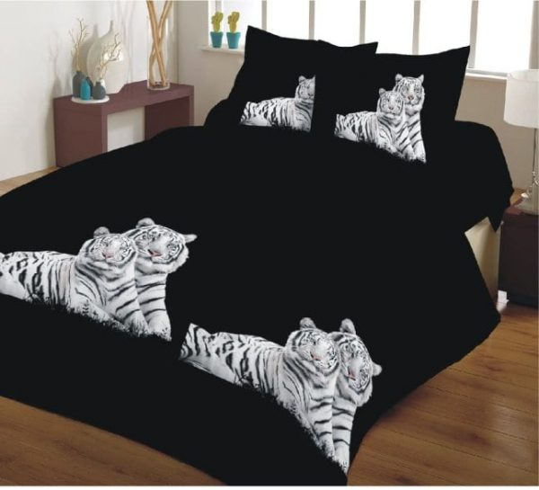 tiger dekbedovertrek