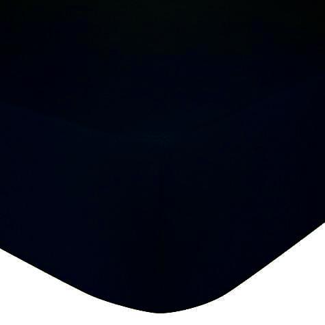 Zwarte hoeslaken