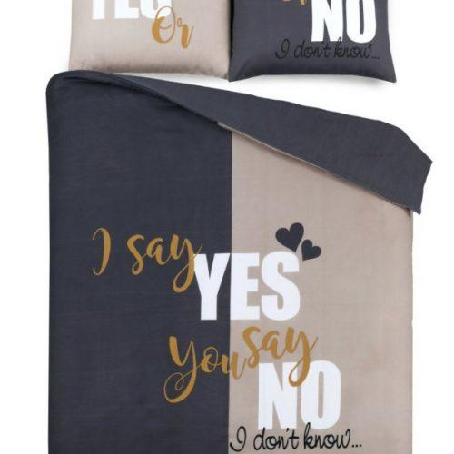 yes or no dekbedovertrek